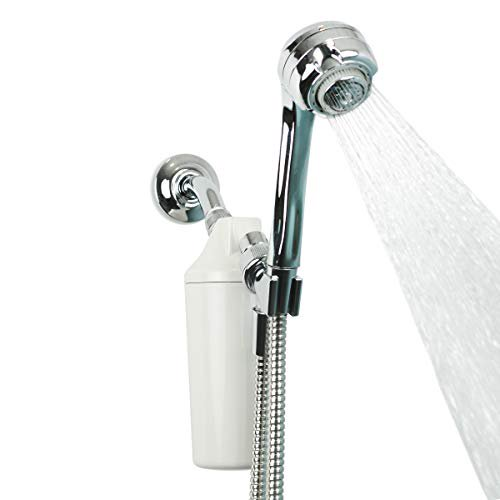 Aquasana Shower Water Filter System with Handheld Massaging